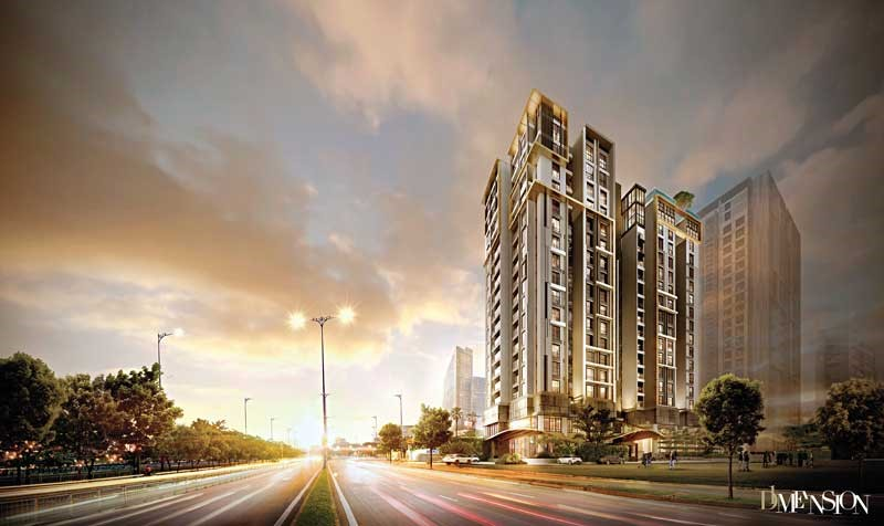 D1 MENSION CAPITALAND DISTRICT 1 – 6 STAR PROJECT