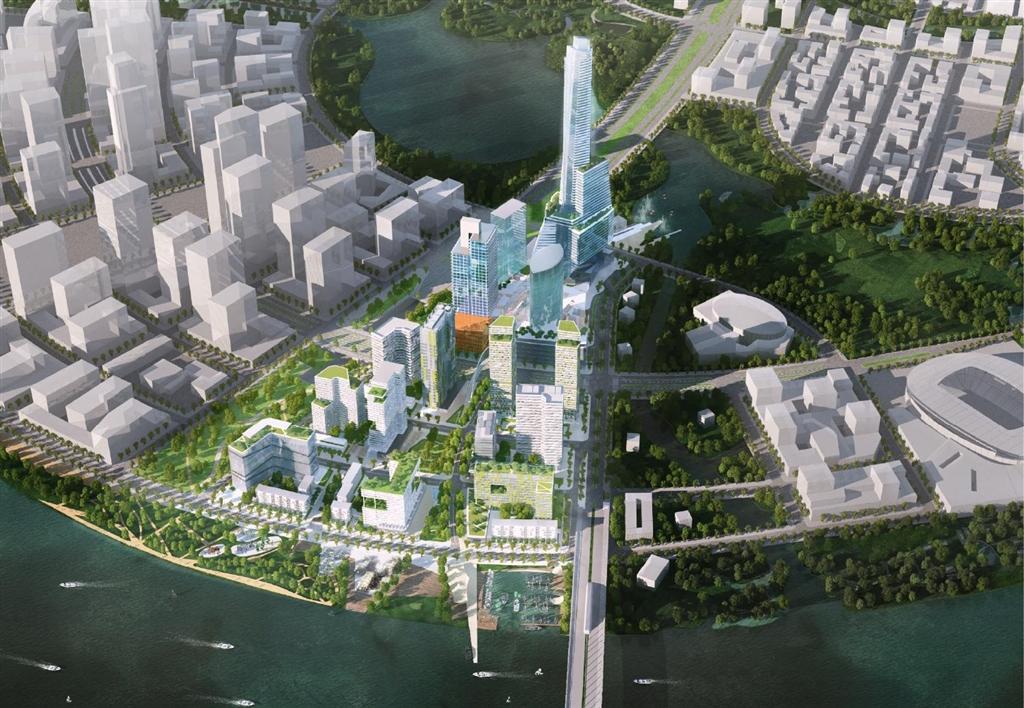 Bán Căn Hộ Empire City Thủ Thiêm – Quận 2