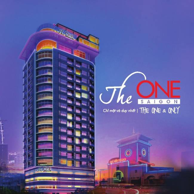 CĂN HỘ THE ONE SÀI GÒN QUẬN 1 – GIÁ BÁN TỪ 3.100 – 3.500USD/M2