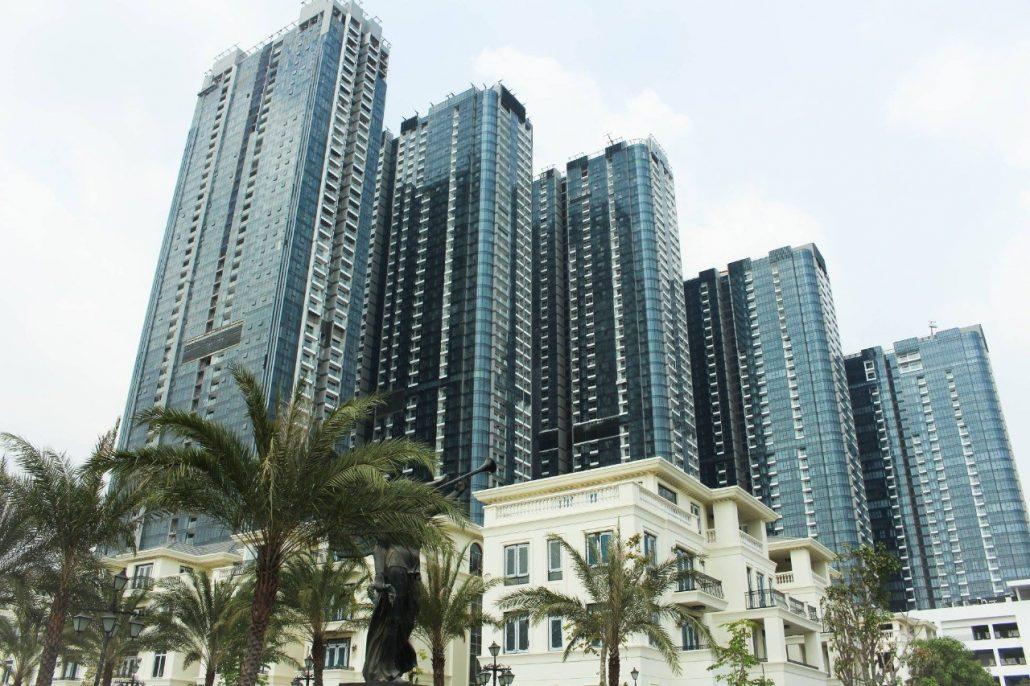 Cho thuê căn hộ VinHome Golden River Ba Son – 3PN – 2200USD/Tháng