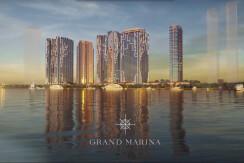 Phối cảnh Grand Marina Quận 1