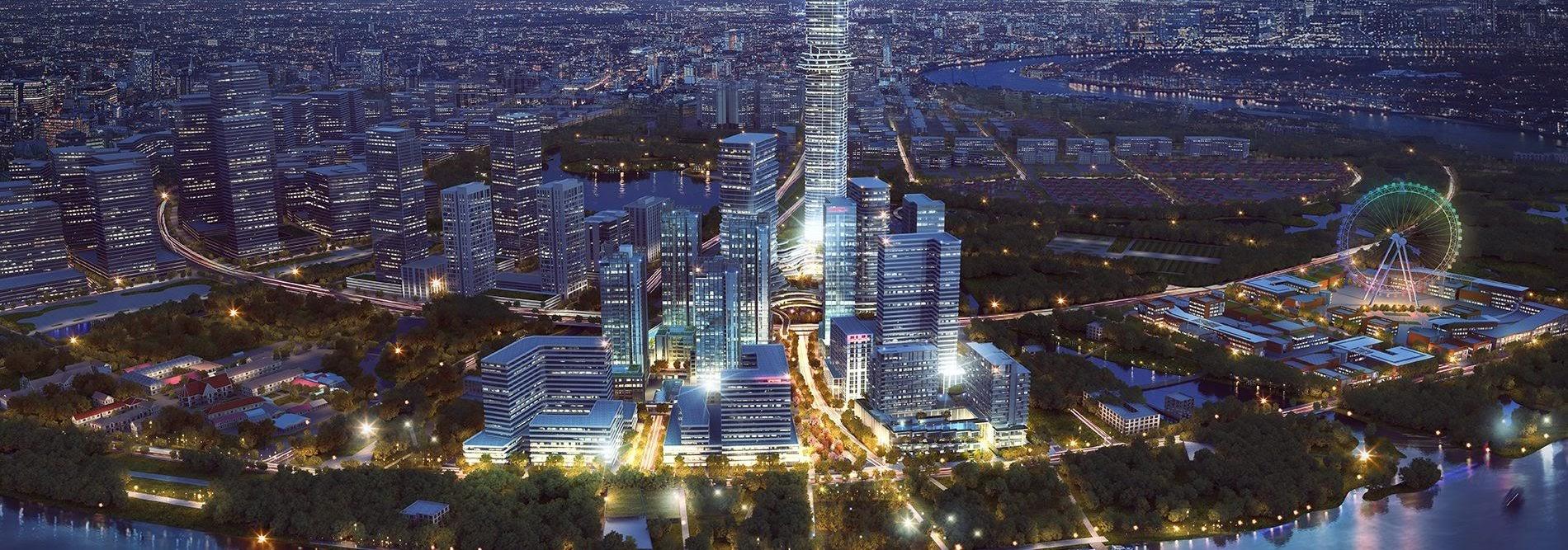 Cho thuê căn hộ Empire City Thủ Thiêm Q2 – 1PN